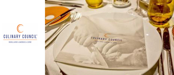 NewmanPR has created events and promotions for Holland America Line's Culinary Council