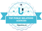 NewmanPR won an upvote badge for public relations