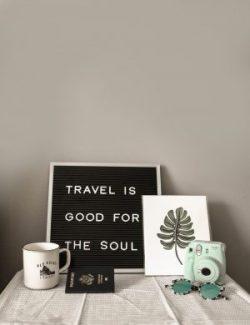 illustrates blog post on travel attitudes